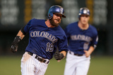 Jun 4  2014  Arizona Diamondbacks vs Colorado Rockies - Charlie Blackmon  Corey Dickerson