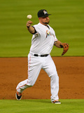 Apr 30  2014  Atlanta Braves vs Miami Marlins - Casey McGehee