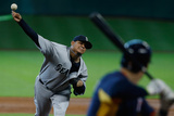 Jul 21  2013  Seattle Mariners vs Houston Astros - Felix Hernandez  Brandon Barnes