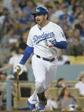 May 28  2014  Cincinnati Reds vs Los Angeles Dodgers - Adrian Gonzalez