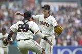 Jun 25  2014  San Diego Padres vs San Francisco Giants - Tim Lincecum  Hector Sanchez