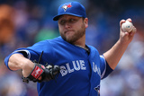 Jun 8  2013  Texas Rangers vs Toronto Blue Jays - Mark Buehrle