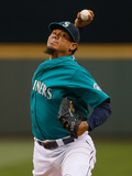Jun 13  2014  Texas Rangers vs Seattle Mariners - Felix Hernandez