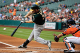 Apr 25  2014  Oakland Athletics vs Houston Astros - Brandon Moss