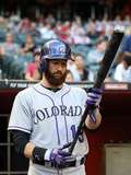 Apr 30  2014  Colorado Rockies vs Arizona Diamondbacks - Charlie Blackmon
