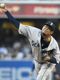 Jun 18  2014  Seattle Mariners vs San Diego Padres - Felix Hernandez
