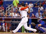 Jun 18  2014  Chicago Cubs vs Miami Marlins - Giancarlo Stanton