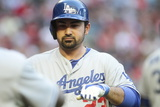 Apr 12  2014  Los Angeles Dodgers vs Arizona Diamondbacks - Adrian Gonzalez