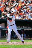May 25  2014  Cleveland Indians vs Baltimore Orioles - Nelson Cruz