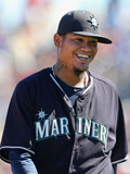 Mar 9  2014  Texas Rangers vs Seattle Mariners - Felix Hernandez