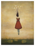 Suspension of Disbelief Reproduction d'art par Duy Huynh
