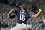 Jun 28  2012  San Diego Padres vs Houston Astros - Huston Street
