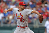 Jun 4  2014  St Louis Cardinals vs Kansas City Royals - Adam Wainwright