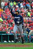 Apr 30  2014  Milwaukee Brewers vs St Louis Cardinals - Carlos Gomez
