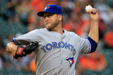 Jun 12  2014  Toronto Blue Jays vs Baltimore Orioles - Mark Buehrle