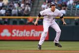 May 2  2014  New York Mets vs Colorado Rockies - Justin Morneau
