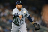 Jun 2  2014  Seattle Mariners vs New York Yankees - Felix Hernandez
