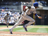 Jun 22  2014  Los Angeles Dodgers vs San Diego Padres - Dee Gordon