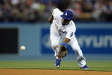 Apr 24  2014  Philadelphia Phillies vs Los Angeles Dodgers - Dee Gordon