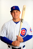 Chicago Cubs Photo Day: Feb 24  2014 - Anthony Rizzo