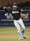 May 8  2014  Miami Marlins vs San Diego Padres - Casey McGehee