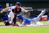 Jun 15  2014  Toronto Blue Jays vs Baltimore Orioles - Jose Bautista  Nick Hundley