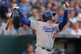 Jun 25  2014  Los Angeles Dodgers vs Kansas City Royals - Adrian Gonzalez