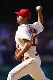 Jun 21  2014  Philadelphia Phillies vs St Louis Cardinals - Adam Wainwright