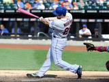 May 11  2014  Philadelphia Phillies vs New York Mets - Daniel Murphy