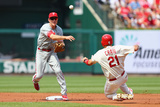 Jun 21  2014  Philadelphia Phillies vs St Louis Cardinals - Allen Craig  Chase Utley