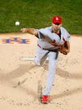 Apr 22  2014  St Louis Cardinals vs New York Mets - Adam Wainwright