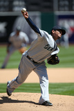Apr 5  2014  Seattle Mariners vs Oakland Athletics - Felix Hernandez