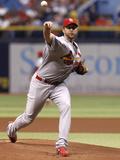 Jun 10  2014  St Louis Cardinals vs Tampa Bay Rays - Adam Wainwright