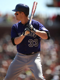 Apr 12  2014  Colorado Rockies vs San Francisco Giants - Justin Morneau