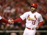 2013 World Series Game 4: Oct 27  Boston Red Sox vs St Louis Cardinals - Matt Carpenter
