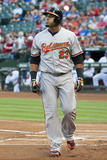 Jun 5  2014  Baltimore Orioles vs Texas Rangers - Nelson Cruz