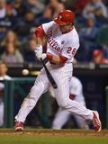 May 28  2014  Colorado Rockies vs Philadelphia Phillies - Chase Utley