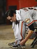 Aug 30  2013  San Francisco Giants vs Arizona Diamondbacks - Tim Lincecum