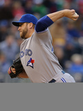 May 1  2014  Toronto Blue Jays vs Kansas City Royals - Mark Buehrle