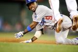 May 6  2014  Los Angeles Dodgers vs Washington Nationals - Dee Gordon