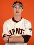 San Francisco Giants Photo Day: Febuary 23  2014 - Tim Lincecum