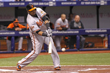 May 8  2014  Baltimore Orioles vs Tampa Bay Rays - Nelson Cruz