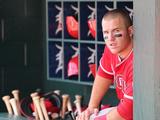 Apr 20  2014  Los Angeles Angels of Anaheim vs Detroit Tigers - Mike Trout
