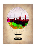 Barcelona Air Balloon 2
