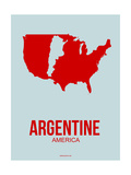Argentine America Poster 1