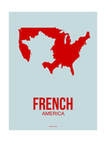 French America Poster 1