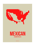 Mexican America Poster 1