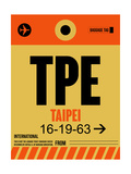 TPE Taipei Luggage Tag 2