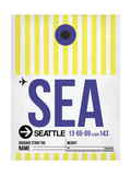 SEA Seattle Luggage Tag 1