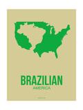 Brazilian America Poster 3